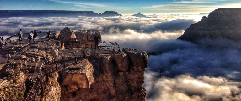 Grand Canyon Rail Journey