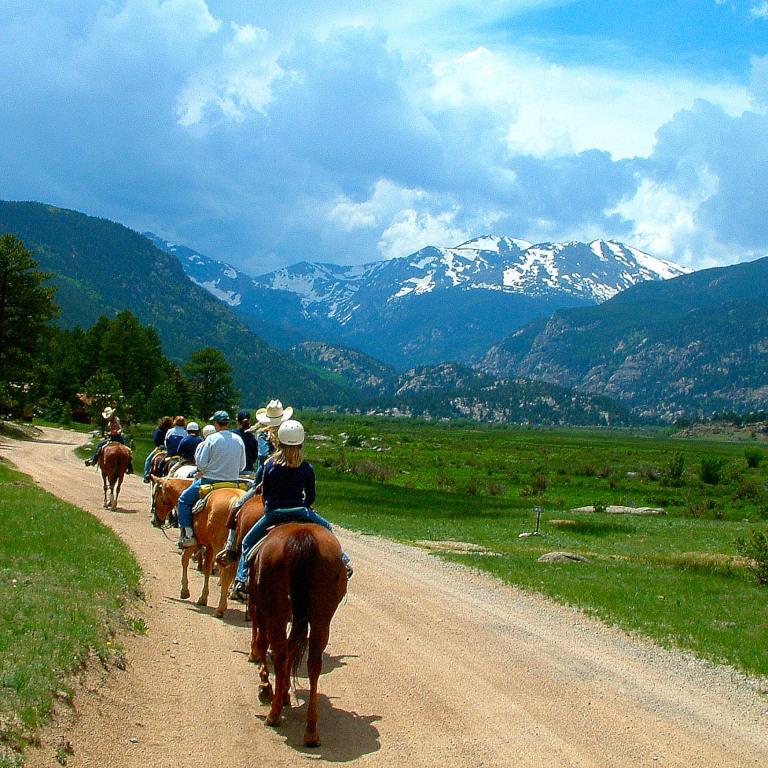 Rocky Mountains Retreat
