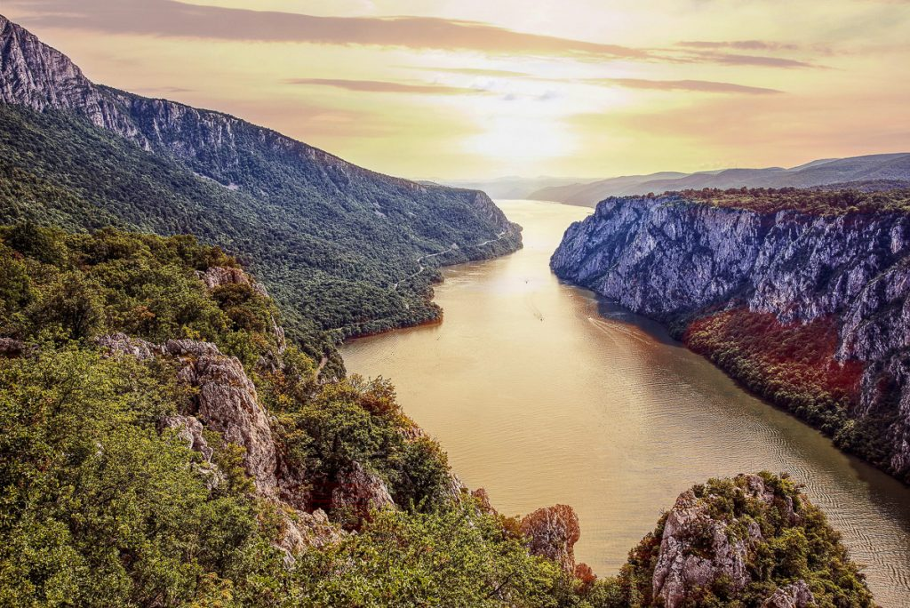 Lower Danube River Cruise