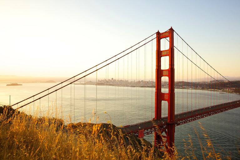 San Francisco Rail Journey