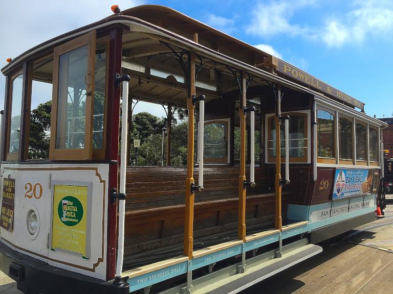 San Francisco Rail Journey!