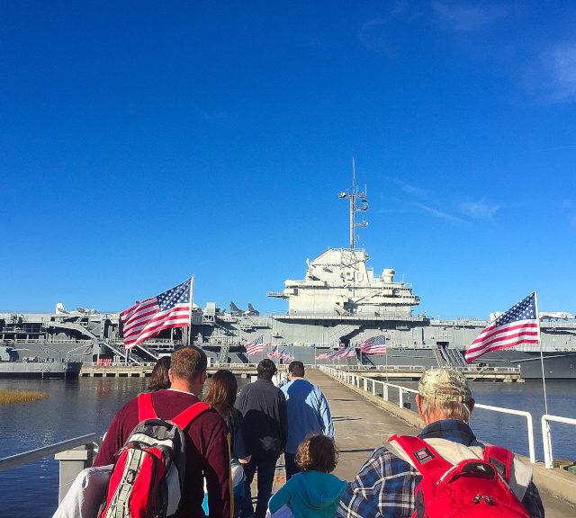 "<span class=""atmosphere-large-text"">Nov 25-26</span><span class=""intro"">USS Yorktown Sleepover</span>"